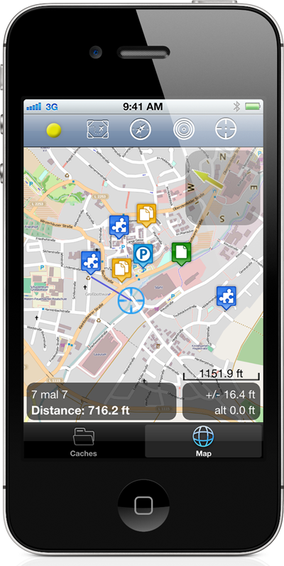 Image Map On The Iphone Looking4cache